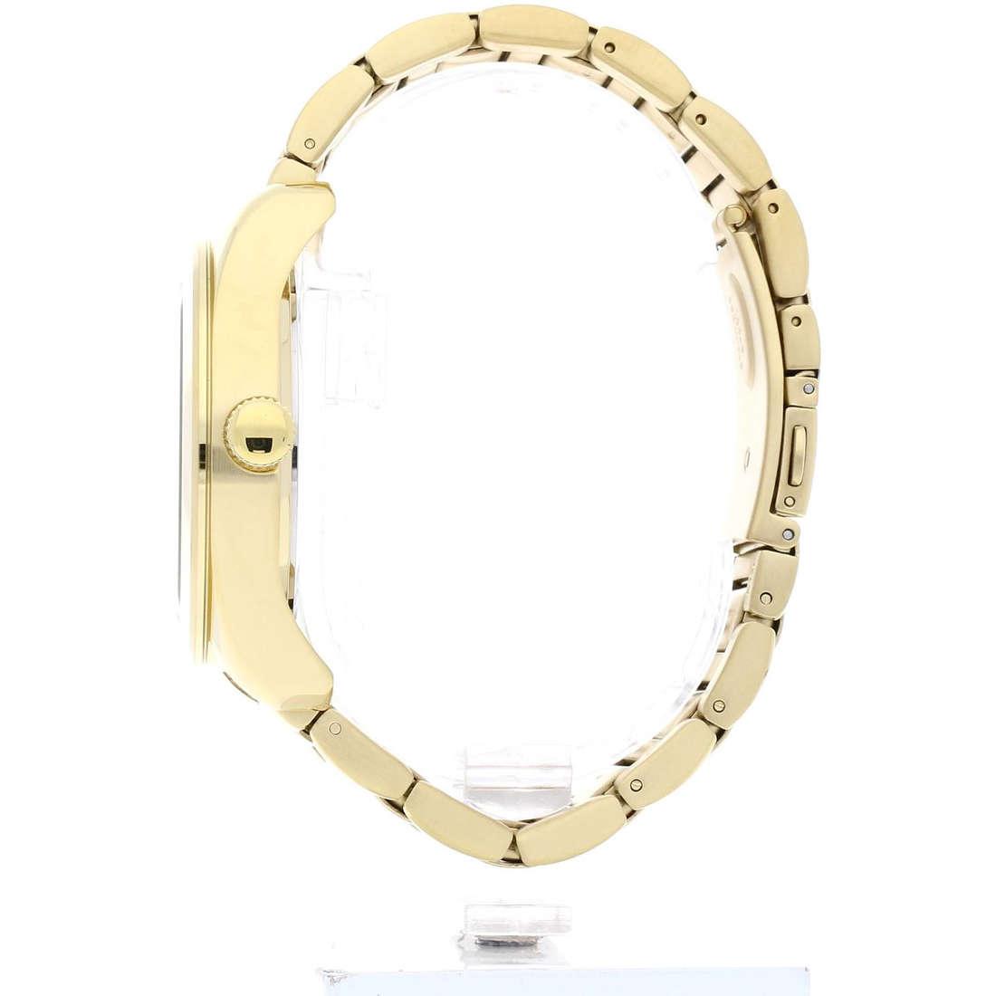 Orologio donna Tommy Hilfinger, mod Gracie, dorato, cronografo a quarzo, cinturino acciaio ( THW1781214 )